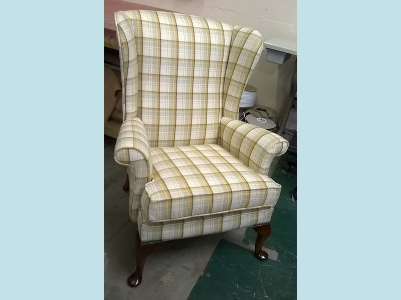 Amazing Parker Knoll Winged Armchair Sold Njh Upholstery Bristol Machost Co Dining Chair Design Ideas Machostcouk